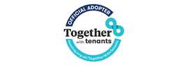 Together with Tenants Official Adpoter